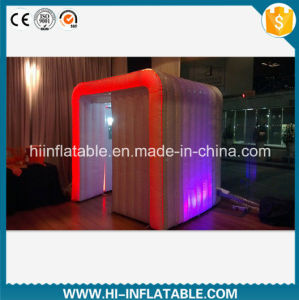 PVC Customized LED Lighting Wedding/ Party / Event Inflatable Photo Booth for Sale pictures & photos