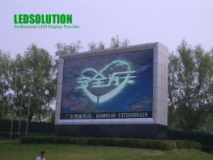 P20 Hot Sale Outdoor Full Color LED Display pictures & photos