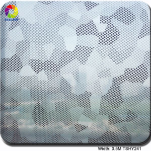 Tsautop 0.5m Tshy455 Flower Pattern Water Soluble Paper/Transfer Printing Film pictures & photos