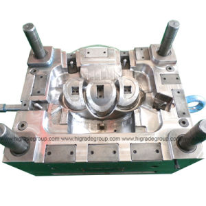 Pnl-Cluster Facia Injection Mould/Plastic Mould pictures & photos