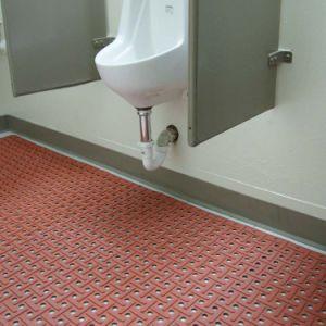 Bathroom Shower Toilet Floor Flooring Rubber Bath Mats pictures & photos