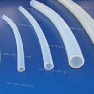 Electrically Thermally Conductive Silicone Tube pictures & photos