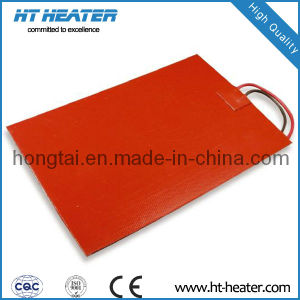 12V Silicone Rubber Heater Pad pictures & photos