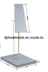 Stainless Steel Shoe Stand pictures & photos