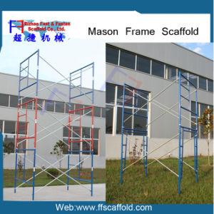 5′x6′4′′ Scaffold Walk Thru Frame (FF-621A) pictures & photos