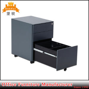 Powder Coated Mobile Drawer Filing Cabinet pictures & photos