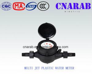 Multi Jet Plastic Water Meter Dn15 pictures & photos
