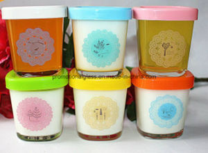150ml Square Glass Pudding Bottle pictures & photos