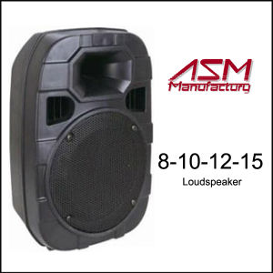 "8""/10""/12""/15"" 2-Way Active Speakers/PA Speaker/Plastic Speaker Box pictures & photos"