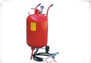 10 Gallon Sandblasting Machine pictures & photos