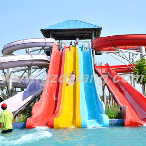 Multy Water Slides Combination (DL-42102) pictures & photos
