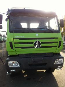 420HP Beiben Truck NG80 Cabin 6X4 with Mercedes Benz Technology pictures & photos