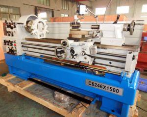 CE High Precision Gap Bed Lathe Machine (C6246 C6241) pictures & photos