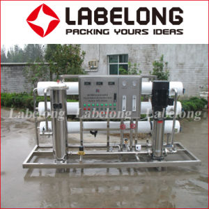 500L/H Water Treatment Machine in Water Filling Lines pictures & photos