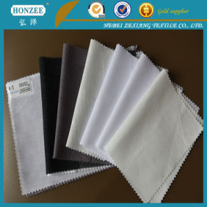 Woven Fusible Interlining Used for Suit pictures & photos