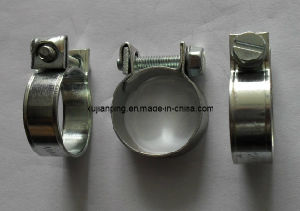 Stainless Steel 304 Mini Hose Clamp pictures & photos