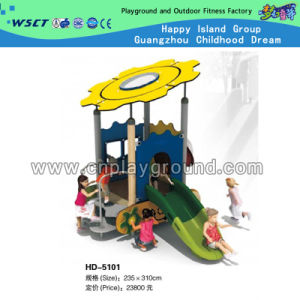 Enlightenment Series Small Size Outdoor Playground Amusement Park Equipment (HD-5101) pictures & photos