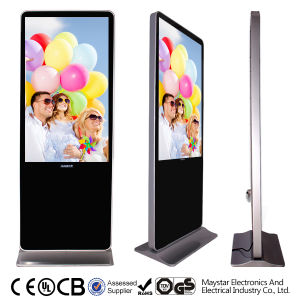 42 Inch Floor Standing WiFi 3G Full HD Digital Kiosk pictures & photos