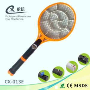 Electric Mosquito Insect Raquet Killer with LED Light&Torch pictures & photos
