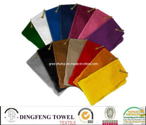 Fashion Printing Promotional Custom Microfiber Sports Towel pictures & photos