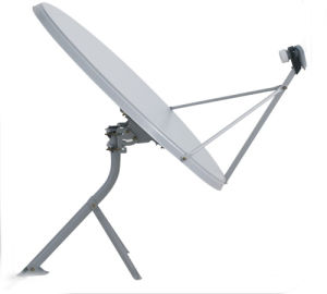 150cm Offset Satellite Dish Antenna High Gain pictures & photos