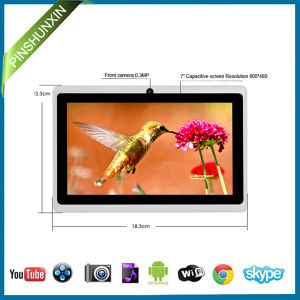 7 Inch A23 Dual Core Cheapest Tablet Q88