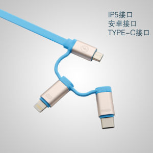New 3 in 1 USB Cable for Ios Android pictures & photos