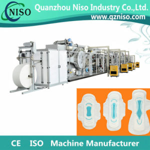 China Suppliers Professional Sanitary Napkin Making Machine with Ce Certification pictures & photos
