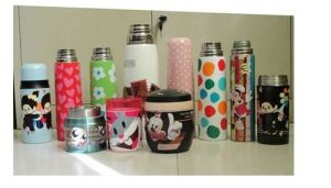 Safe Heat Transfer Film for vacuum Bottle pictures & photos