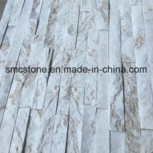 18*35cm New Material Interior & Exterior Decoration Stacked Stone Veneer pictures & photos