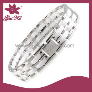 Most Popular Fashion Jewelry Magnetic Ceramic Bracelet (2015 Gus-Cmb-002) pictures & photos
