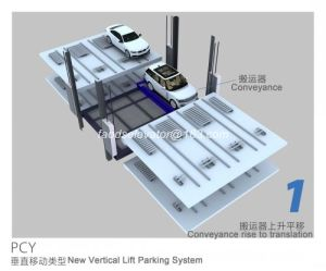 New Vertical Lift Parking System