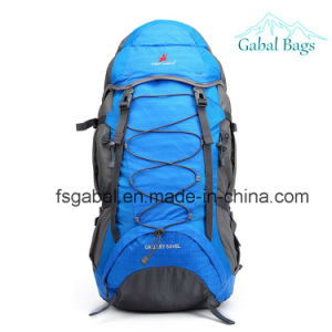 Mountain Water-Resistant Travel Daypack Sport Bag Hiking Camping Backpack pictures & photos