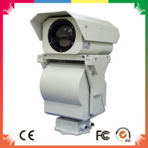 Infrared Long Range PTZ Thermal Camera with Uncooled Sensor for 7km pictures & photos