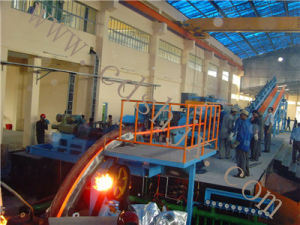 Copper Rod Continuous Casting and Rolling Line (SH2500/8-255/12) pictures & photos