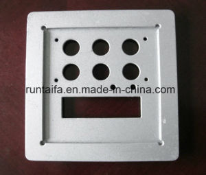 Anti Rust and High Quality Aluminum Hydraulic Control Panel