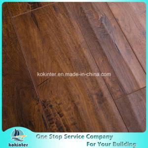 Kok Hardwood Flooring Laminate Random Width 01 pictures & photos