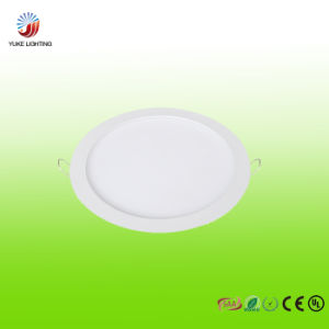 6W LED Die Casting Panel Light with CE RoHS