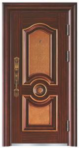 Special Combine Steel Security Door pictures & photos