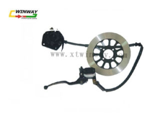 Ww-5206 with Pump, Wy125 Motorcycle Disc Brake pictures & photos