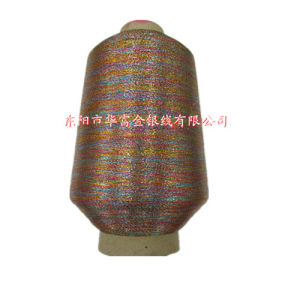 MH Type Metallic Yarn Mulit-Color
