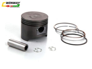 Ww-9111 Motorcycle Part, with Pin and Ring, Cg200 Motorcycle Piston pictures & photos