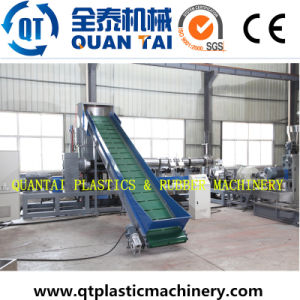 Waste BOPP PE Film Recycling Plastic Granule Making Machine Price pictures & photos