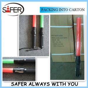 Road Control Flashing Traffic Baton pictures & photos