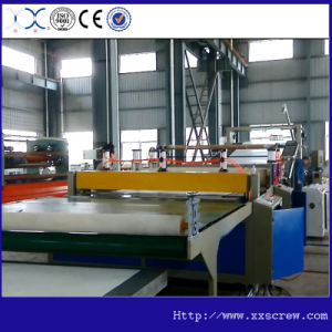 CE Certificate Reliable PVC Sheet Extrusion Machine pictures & photos