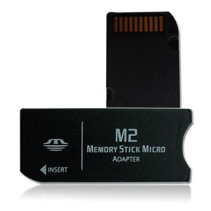 Memory Stick Adapter M2 Memory Stick Micro Adapter pictures & photos