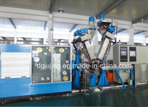 Physical Foaming Extrusion Line for Coaxial Cable Extrusion Machine pictures & photos