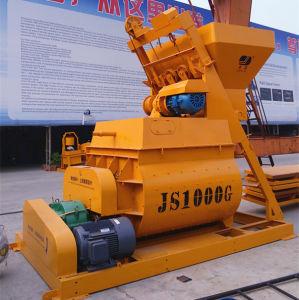 Twin Shafts Mixer for Concrete Batching Plant (Js 1000) pictures & photos