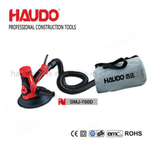 Haoda Ultra Light Adjustalbe Output Shaft Drywall Sander with Auto-Vacuum