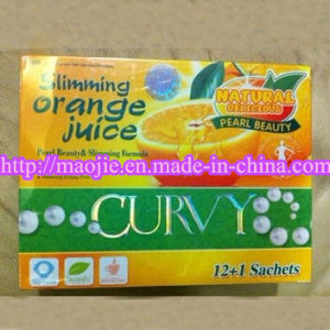 Healthy and Curvy Slimming Orange Juice (MJ-12+1 bags) pictures & photos